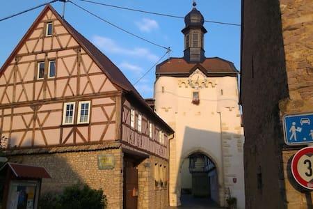 Wohlfühl B&B am Uhrturm Neu-Bamberg - Bed & Breakfast