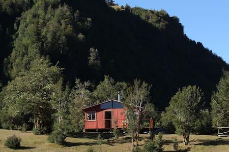 Arriendo Cabaña El Alto Rio Cochamo - Cochamó