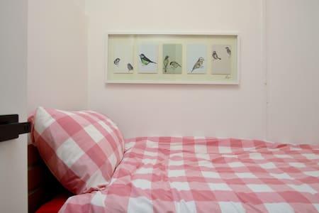 Cozy Room for the Traveler - Sai Ying Pun - Apartment