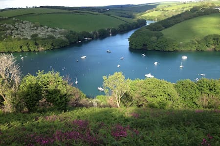 Room with a view of River Fowey