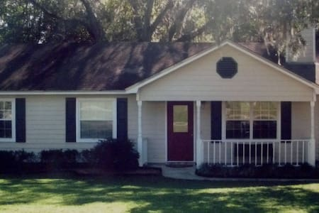 Charming home, close to FSU & FAMU! - Tallahassee - House