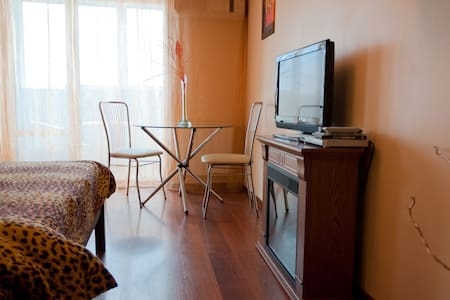 Modern cozy apart on Nauky Avenue - Kharkiv - Appartement