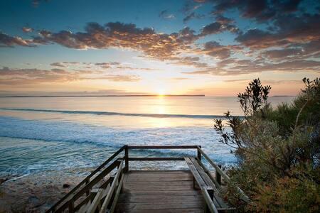 Bayside Retreat - Beachside - Dom