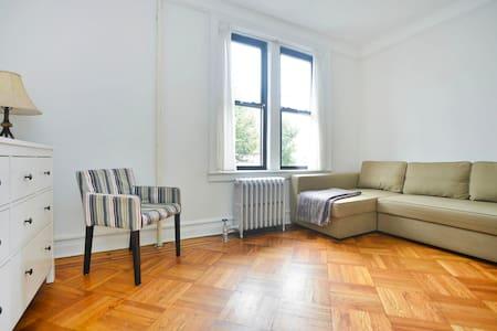 Beautiful Park Slope Apartment