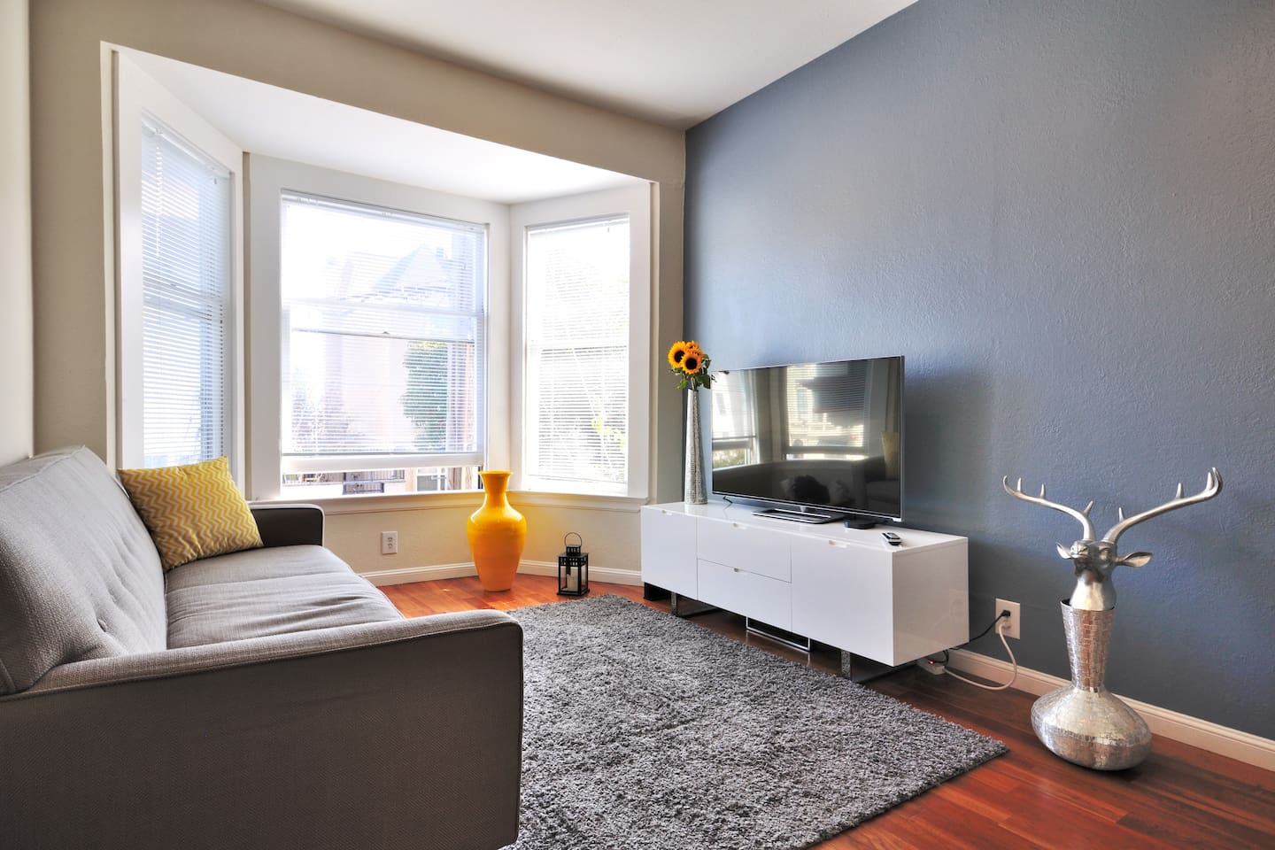 Pristine 1BD in Lovely Hayes Valley