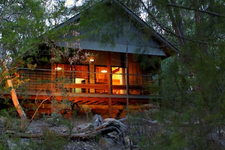 Girraween Environmental Lodge - Wyberba - Chatka w górach