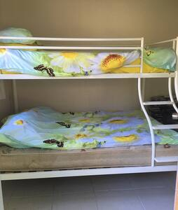 Bunk beds in a friendly house - Casa