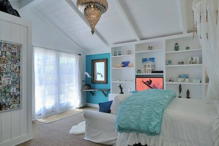 Casita Studio- Butterfly Beach - Montecito - House