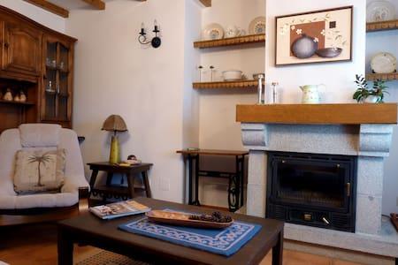 Casa Las Nieves en la Sierra de Gredos, Ávila - Navarredonda de Gredos - Casa