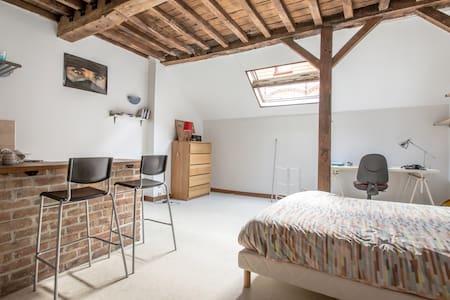 Charmant studio au coeur du Vieux Lille - Apartemen