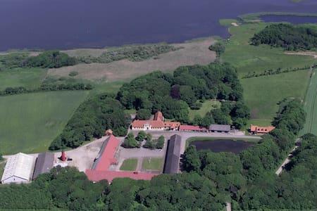 Thy - herregård tæt på Nationalpark Thy - Bedsted Thy - Daire