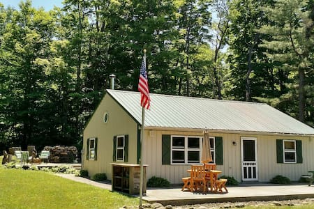 Wildwood-secluded cabin - East Aurora