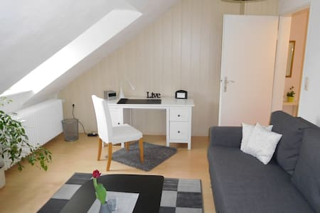 2-room flat 1-4 pers Hanau ( Frankfurt book fair) - Hanau - Appartement