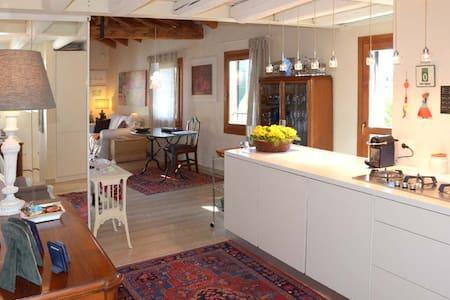 Style and design in the Villa - Le Grazie