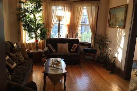 Private apartment close to New York City - 아파트