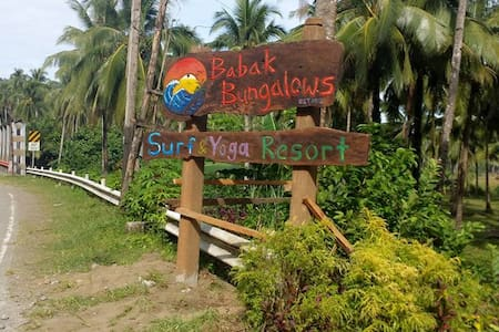 BABAK BUNGALOWS SURF AND YOGA - Bed & Breakfast