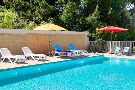 appartement hôtel avec piscine chauffée - Appartement