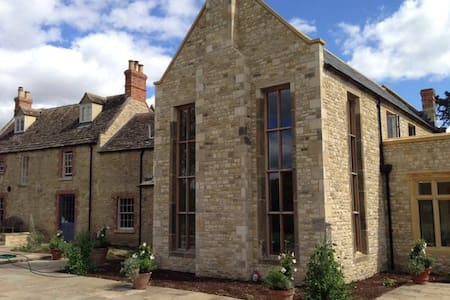 A Large Cotswold Country Retreat - Little Faringdon - Rumah