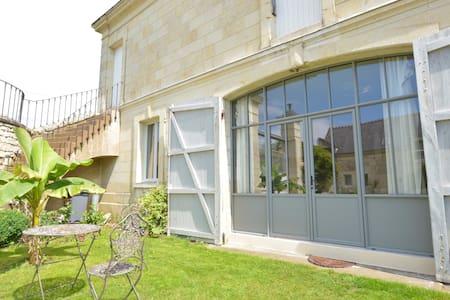 """Le gîte de La Pénesais """"Bonheur de Ronsard"""" - House"""