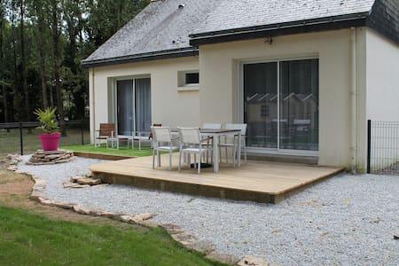 La Villa Morgane - Le Tour-du-Parc - House