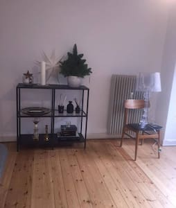 Friendly and comfortable apartment Randers Centrum - Randers - Apartment