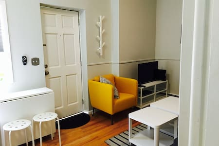 Bright and modern one bedroom apartment - Apartment
