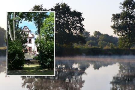 Herrenhaus Schmölen - Studio inkl. Küchenzeile - Castle