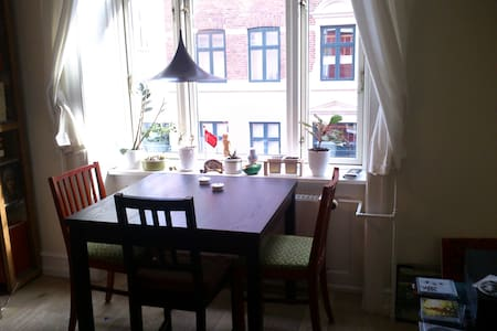 Lovely apartment in vibrant Cph
