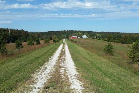 Farmhouse Getaway - Beaufort - Casa