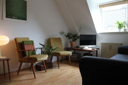 Room in centrally located flat - Apartment