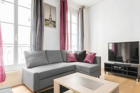 Spacious, Super-Central Apartment - Parigi - Appartamento