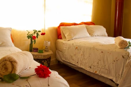 CUSCO-URUBAMBA Roomx4/free/bkf WIFI - Bed & Breakfast