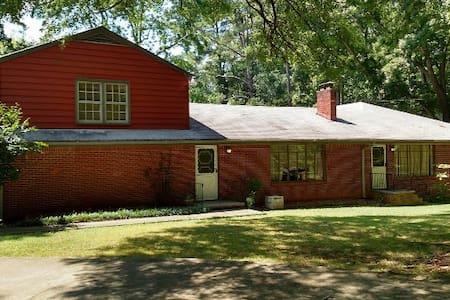 The Johnson Estate - House
