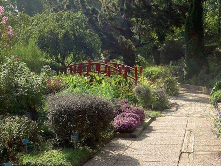 Bayonne jardin botanique appartements louer bayonne for Entretien jardin bayonne