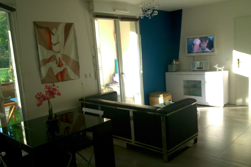 Appartement 25' de paris