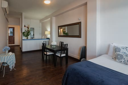 Newly Renovated Ocean View Apt - San Juan - Wohnung