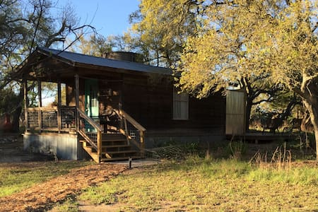Ridge House Boerne - Stuga