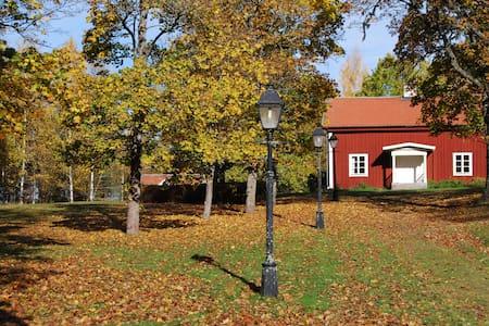 House nearby lake - high standard - Smedjebacken - Hus