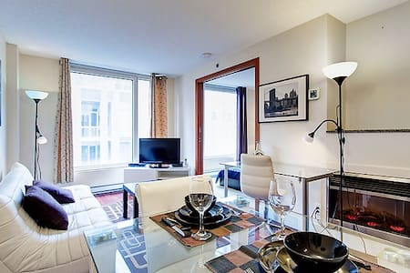 BEST SUITE IN OLD MONTREAL 3 - Montreal - Apartment
