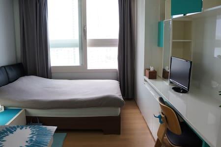[New Open]20 Min. from Incheon Airport@Songdo - Yeonsu-gu - Apartamento