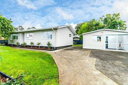 Auckland Airport stay up to 4 pp - Haus