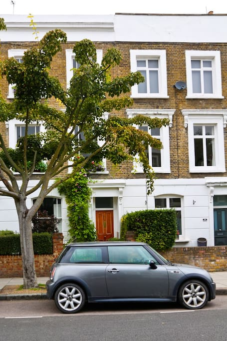 Lovely Garden Flat in Islington