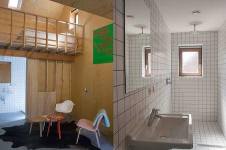 New duplex guesthouse - Gent