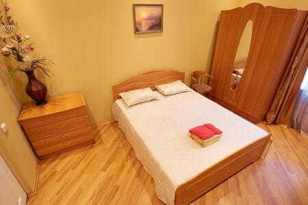 2 rooms, wi-fi, elite neighbourhood - Lakás