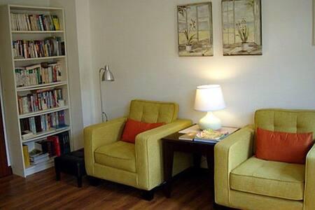 有閣樓有壁爐的房子〜綠風房Green Room+禪房Zen Room - Sorház