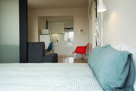 Contemporary Design Room Shibuya - Daire