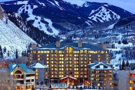 Spectacular Mtn View Luxury Hotel Slp4 - Társasház