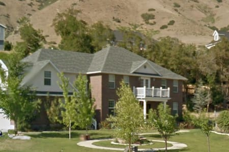 Beautiful home near canyon/golf/lake/park/river - Springville