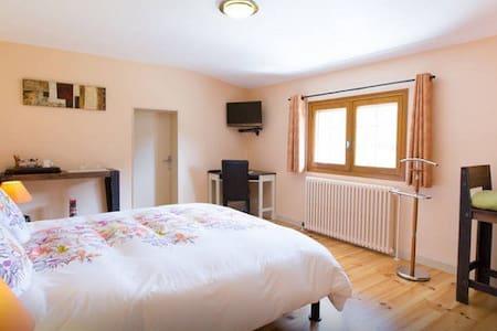Charme et calme près Aix les Bains - Bed & Breakfast