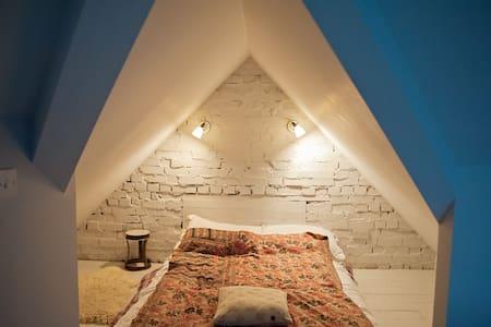 Stunning NY loft style S/C studio  - London - Loft